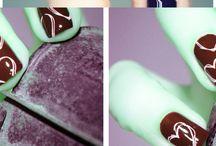 Nail ideas! / by Elizabeth Geer