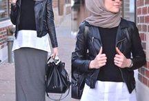 hijab style my style