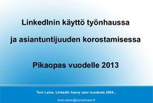 LinkedIn -vinkit