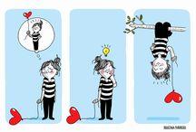 funny ilustracion