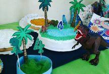 mis trabjo de dinosaurio