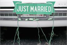 Wedding Car Décor Ideas