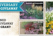 25th Anniversary Garden Giveaway / Enter to win your favorite Pre-Planned Garden* (awarded weekly through April 30!) or a Grand Prize of a $1000 High Country Gardens Gift Card plus a one-hour professional garden consultation with Horticulturist David Salman (by phone).