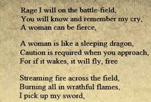 WILD WOMAN / Dedicated to All Strong Women