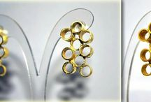 Jewellery / Handmade jewellery! Goldplated, silverplated & marble! Contact us!