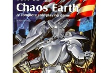 Rifts Chaos Earth Roleplaying Game