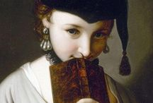 Art - Reading Book
