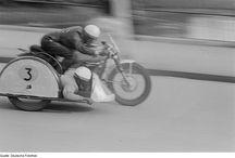 sidevogn race