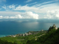 Black Sea / Travel to Sochi
