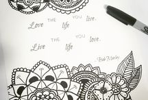 My drawings / Estos son mis dibujos espero que os gusten