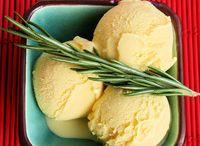 Ice Cream & Gelato Recipes