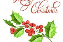 Navidad Muérdagos