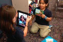 iPad in kindergarten  / by Nicole Pifer