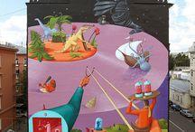 World of Urban Art : INTERESNI KAZKI  [Russia]