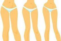 5 esercizi per snellire le cosce
