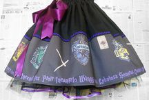 Harry Potter inspired Dresses & Clothing