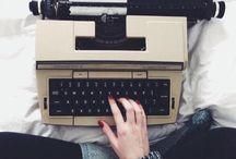 Leidenschaft des Schreibens