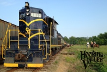 June 2013 Robbery Train / by Hocking Valley Scenic Railway