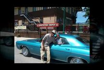 """Jackie Blu / This is a board about my 1968 Chevy Impala that was given to me back in 2007. I am a Pastor and when I teach use lots of car illustrations. One lady in my congregation decided to give her """"car"""" to me and for my surprise, Jackie Blu was it!"""