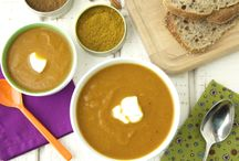 Soup & Stew Inspiration / by Brianne @ Cupcakes & Kale Chips