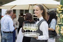 """3. Albtal Genießerabend / inmal im Jahr laden die Betriebe der """"Feinen Adressen im Albtal"""" zum Genießerabend ein. Bei der Küchenparty der besonderen Art, die am 13. Mai 2015 in Ettlingen stattfand, genossen die Gäste bei einem kulinarischen Streifzug die Schätze des Albtals."""