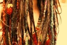 Dreadlocks / Dreadlocks _ freedom _ good and pozitive vibes _ hippielife _festival _life in nature