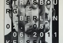 Design: Posters / Posters & layouts I love