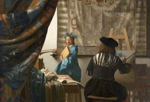 Johannes Vermeer / 1632-1675 Dutch artist