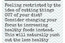 Nutrition Tips / by Hannah the Dietitian