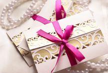 Wedding Invitations / DIY wedding invites