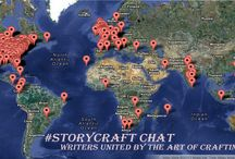 #Storycrafters! / A board where Kim and Darcy can share #storycrafters work, announcement, and successes!