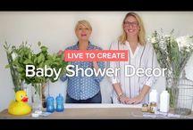 Baby Shower DIY Crafts