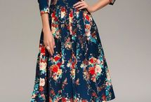 Vintage Dresses / Feminine and beautiful clothing