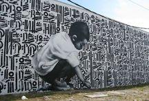 Urban Art... / by Luis Alcázar