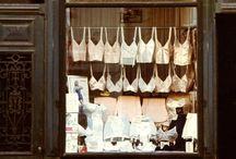 The Lingerie Shop / One day...