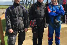 Euroheat Skydive 30/04/2016 / All the Euroheat team successfully completed their skydives today in aid of Prostate Cancer Uk. All donations appreciated for this great cause.