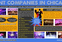 event rentals chicago il / Visit this site https://storify.com/RentalBooth for more information on event companies in Chicago. Event companies in Chicago have vast experience in providing event services; business owners can be sure that their events can become more successful. Organizers can also make sure that they can handle the event from start to finish to provide you the ideal solution that you need. They can help your business to be more efficient.