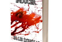 Fear Inducer / My latest Horror Novel is ready.   Get ready to be scared.  They believed their phobias were just nightmares...   They believed Dr Felix Bloom would cure them.   They were...SO WRONG!