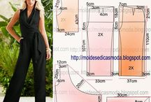 Jump Suit Patterns
