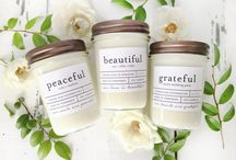 good smelling stuff / Eco-friendly, hand poured, modern, farmhouse soy candles and gifts.