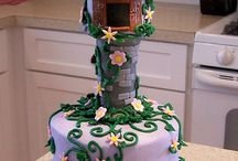 Rapunzel Themed Birthday