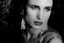 Andie Macdowell / Actress / by Adel Mar Ballo