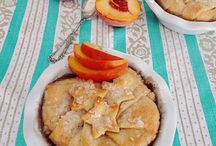 Desserts - Peach / by Teresa Sigler-Collingwood