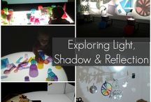 Light Table Experiences