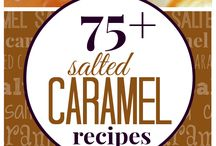 My Salted Caramel Obsession / Salty, sweet, gooey caramel. It's one of the best flavor combinations ever!