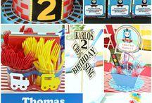 Daniels Thomas Birthday! / by Courtney Romero