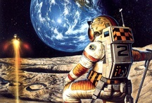 Astronauts / by Gerardo Castillo