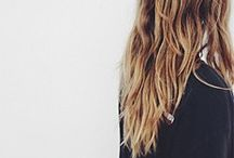 Hair color inspiration / Hair coloring inspiration. Ombre, balayage, highlights, lowlights, dyeing, etc.