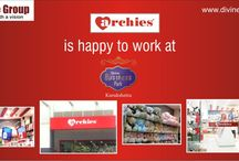 Divine Business Park Kurukshetra / ‪#‎Divine‬ ‪#‎Business‬ ‪#‎Park‬ plays the proud host to many leading brands. International gift shop chain 'Archies' is one of them. It simply means you will surely find the heart touching gifts at this commercial complex. http://www.divinegoc.com/business-park/divine-business-park-overview.php