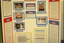 science project boards